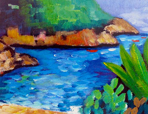 Amalfi Cove